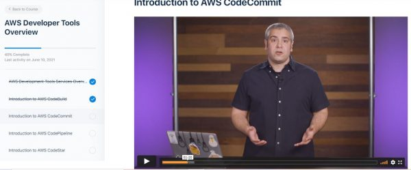 AWS Developer Tools Overview