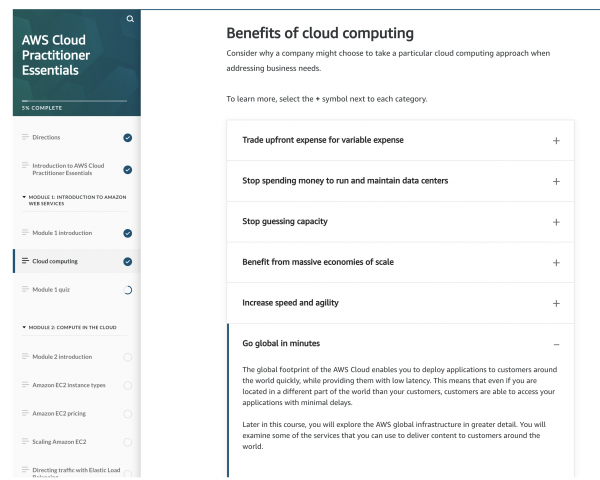 AWS Certified Cloud Practitioner CLF-C01 A